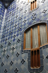 Casa Batll, 7 (HGL) Tags: barcelona spain gaudi casabatll