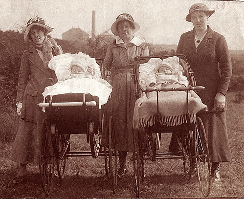 Dead Beta · Baby Buggies, 1920 Style