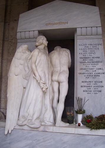 Kerepesi temető - my favourite