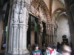"Santiago Cathedral • <a style=""font-size:0.8em;"" href=""http://www.flickr.com/photos/48277923@N00/2625582929/"" target=""_blank"">View on Flickr</a>"