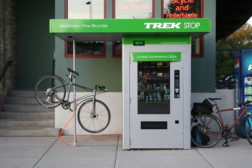 Trek Stop: Cycling Convenience