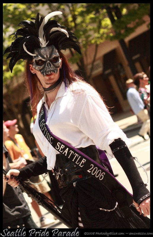 Seattle Pride Parade ~ 2008