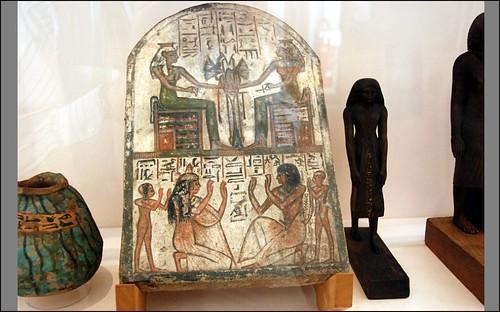 2008_0610_160700AA Egyptian Museum, Turin por Hans Ollermann.