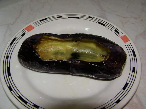 eggplant aubergine ballet slipper