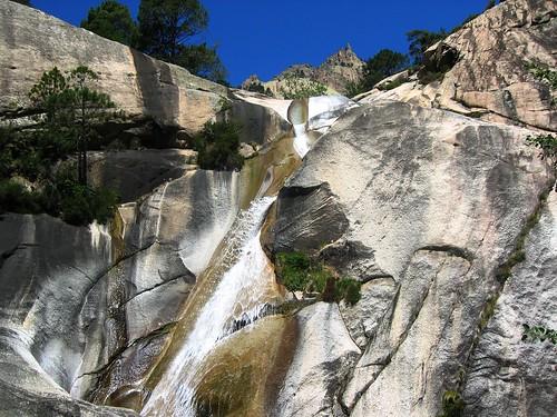 La 2ème cascade de 40 m