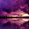 Secret World (Philippe Sainte-Laudy) Tags: sunset sky reflection nature water clouds landscape bravo purple bec soe ogm themoulinrouge 500x500 coolshot nikond200 fpg colorphotoaward superaplus aplusphoto goldenphotographer megashot bratanesque memoriesbook theunforgettablepictures platinumheartaward elitephotography philippesaintelaudy theperfectphotographer theroadtoheaven world100f exploreheaven alemdagqualityonlyclub atqueartificia goldenvisions poseidonsdance magiciansbisous mygodthisisbeautifull purplecolorstar colorstars oracoop