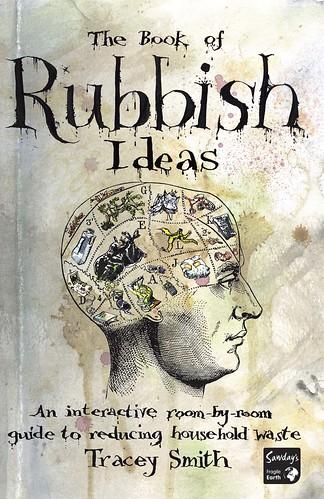 The Book of Rubbish Ideas cover