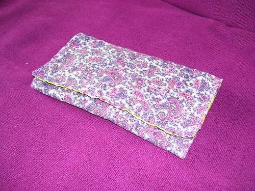 A minha primeira carteira