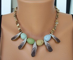 Natures Rebirth Necklace (clayangel_sc) Tags: art beauty fashion necklace beads artist handmade originalart ooak polymerclay clay gift canes handcrafted wearableart accessories bracelets earrings acessories brooches necklaces polymer millefiori artjewelry hypoallergenic adornments artisanjewelry canework handmadebeads artbeads handcraftedbeads notpainted polymerclayjewelry polymerclaycanes oneofakindjewelry fauxjewelry southcarolinaartist jewelryartisan boldjewelry clayangel oneofakindpiece clayangelsc nopaintisinvolved athousandflowers finising