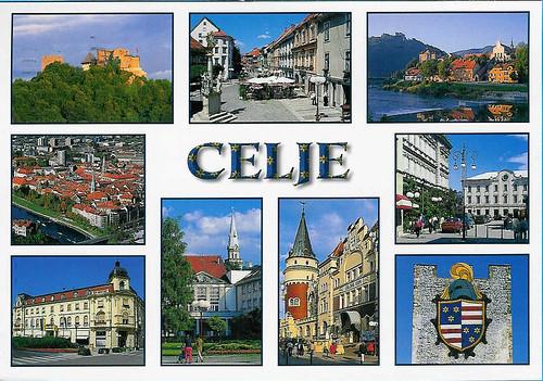 Celje, Slovenia por cscjanni.