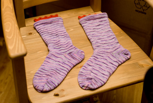 Anne Carson Socks
