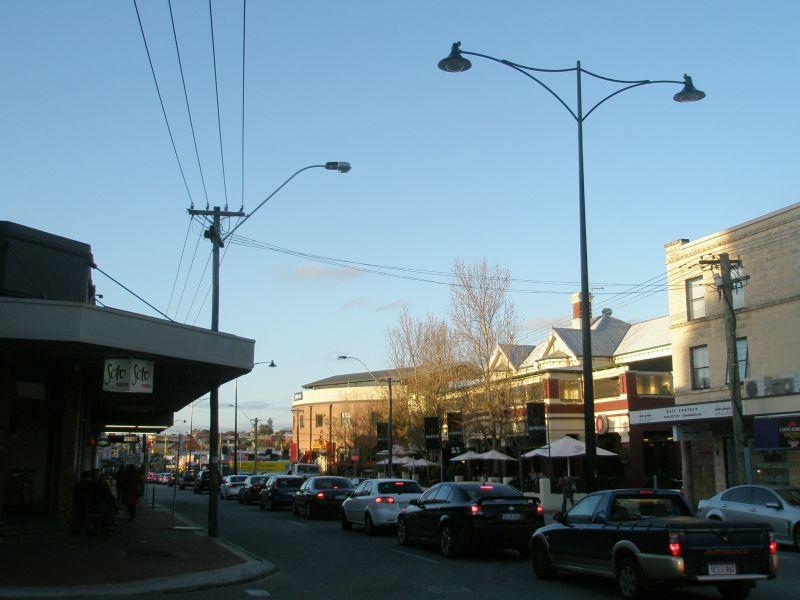 Beaufort St