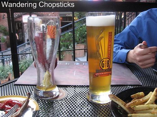 Gordon Biersch Brewery Restaurant - Pasadena 7
