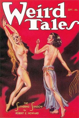 Weird Tales Septiembre 1933