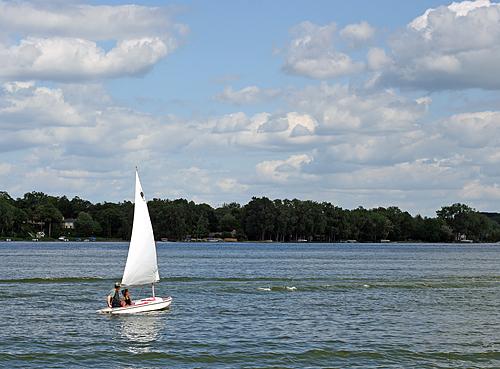 Reeds Lake 1827