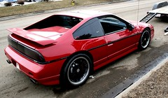 1986 Northstar Fiero GT (blondygirl) Tags: car fiero pontiac 1986 northstar fierogt northstarfierogt 1000ormoreviews