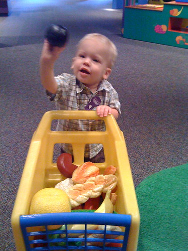 Eli Grocery Shopping at McWane
