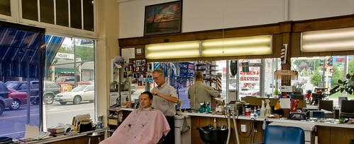 Phil's Barber Shop