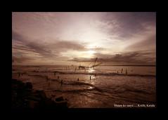 kochi kerala (Ahsan Ghouri) Tags: sunset sea india tourism church nature dawn coconut delhi kerala mta jaipur kochi rajasthan newdelhi ahmadi ahsan qadian humayuntomb barish