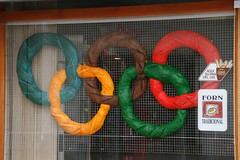 Els anells olímpics