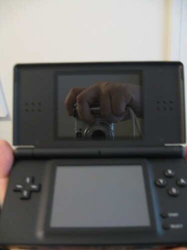 Say cheese Nintendo DS!