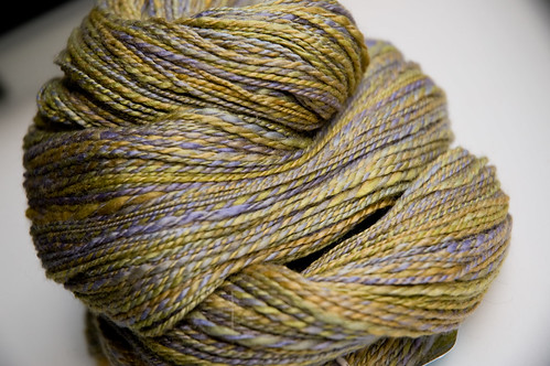 Optim handspun in Artemisia