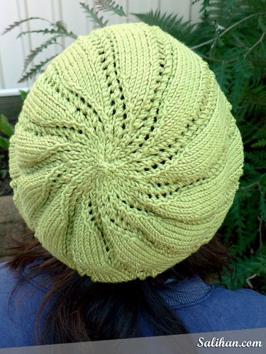 Bamboo Slouch Beret