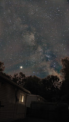 the milky way (zAmb0ni) Tags: astrophotography jupiter milkyway