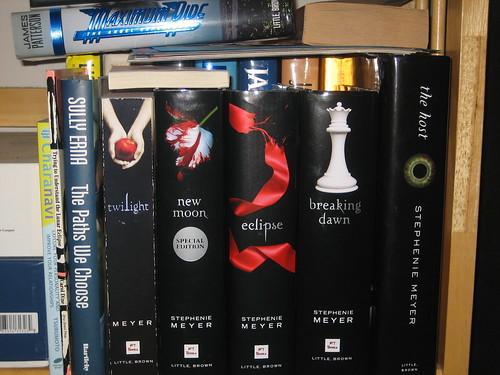 Finished Books
