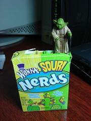 Yoda Wonka Nerds