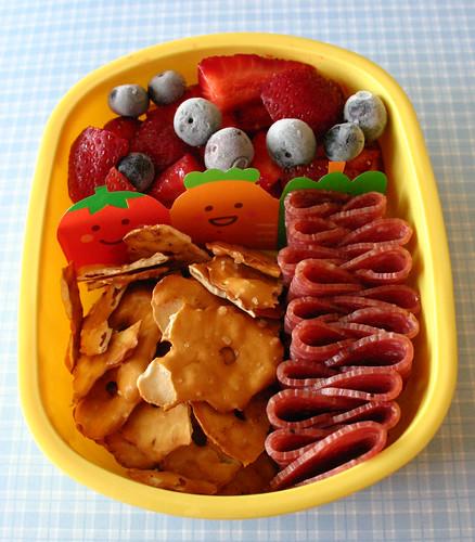 Preschooler Bento #61: August 9, 008