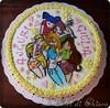 Torta Winx (I Dolci di Chiara) Tags: cake winx sugarpaste pastadizucchero tortedecorate torteconpanna tortapanna disegnosupastadizucchero tortawinx winxcake