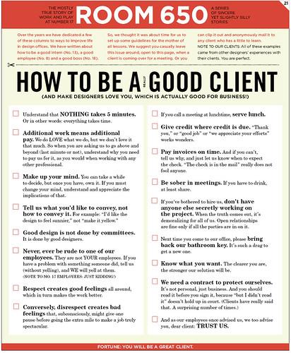Good-Client