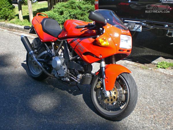 1994 Ducati 900 SS