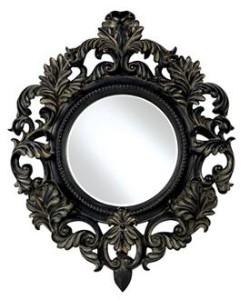 openwork mirror