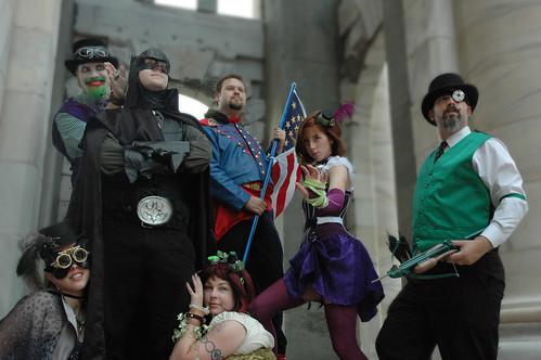 Everyone Loves Batman