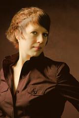 Avrile en tonalits automnales (pagnolle) Tags: portrait automne nikond70 warmtones avrile couleurschaudes pagnolle tonalits