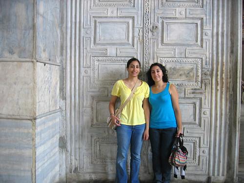 The Marble Door