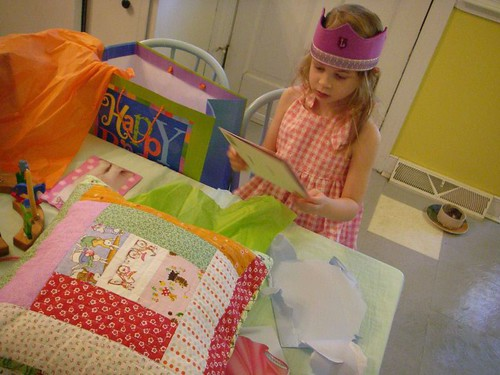 Lena's birthday