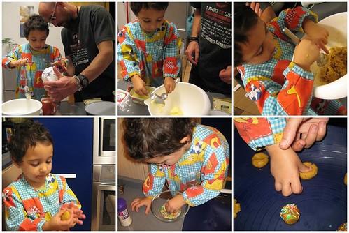 Proxecto semanal: galleta