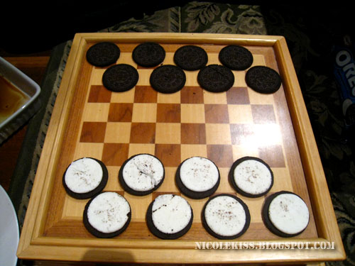 oreo checkers 1