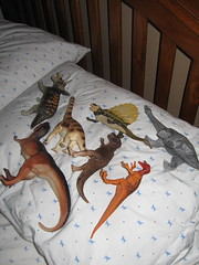 Dinosaurs Take a Nap