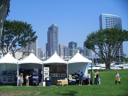ArtWalk On the Bay 2008 (San Diego)