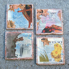 Mini Tile Collages