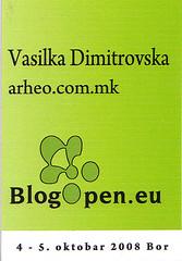 BlogOpen, Bor, Serbia