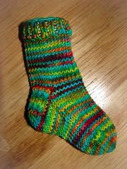 Sock One!