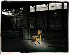The Chair (Reografie) Tags: urban licht chair belgium belgie nederland stoel ddd2 dedoka nibbie reografie dolledokadonderdag