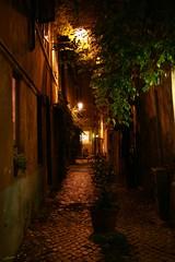 Callejn (darkside_1) Tags: roma night noche italia trastevere notte abigfave ysplix flickrlovers sergiozurinaga bydarkside
