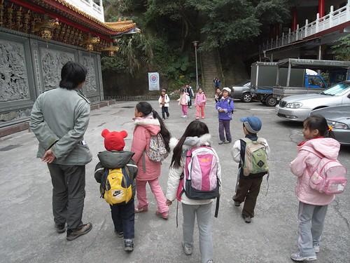 你拍攝的 10快跑向前的孩子。