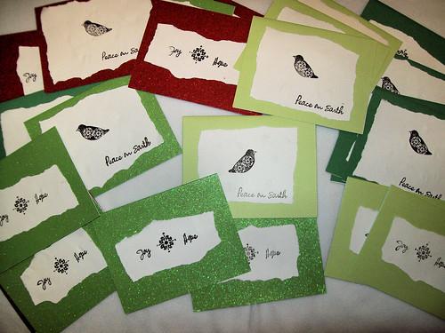 Christmas Cards 2008